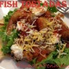 The Best Fish Tostada Recipe