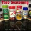 Easy Homemade Taco Seasoning Recipe