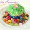 Easy Easter Cupcake Ideas - Easter Egg Nests