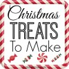 Christmas Treats to Make { Linky Party }