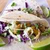 The Best Fish Tacos Recipe With Wasabi Garlic Lime Sauce