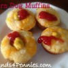 Easy Meal Idea - Corn Dog Muffins Recipe