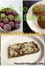 10 Easy Back to School Breakfast Ideas
