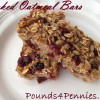 Best Baked Oatmeal Bars