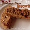 Chai Cranberry Almond Biscotti Recipe