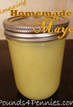 How to Make Homemade Mayo Recipe