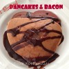 Cake Batter Pancake and Bacon Recipes