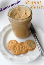 How to Make Peanut Butter: Simply Delicious