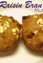 Quick and Healthy Raisin Bran Muffins Recipe