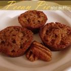 Mini Pecan Pie Muffins Recipe { Tastes Better than Pecan Pie }