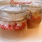 Simple Peppermint Hot Cocoa Mix Recipe