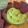 Mock a Mole Recipe { Better Than Guacamole }