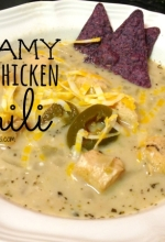Award Winning Creamy White Chicken Chili Recipe