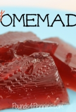 How to Make Homemade Jello With Fruit Juice