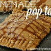 Buttery Whole Wheat Homemade Pop Tarts Recipe