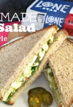 The Best Homemade Egg Salad - Texas Style