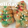 Homemade Holiday Spritz Cookies for Cookie Press