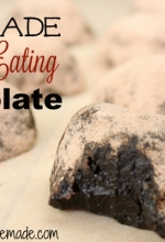 How to Make Clean Eating Chocolate Candy