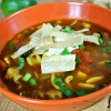 Easy Chicken Tortilla Soup Recipe in Under 30 Minutes