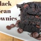 Ultimate Fudge Black Bean Brownies Recipe