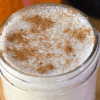 Homemade Pumpkin Spice Coffee Creamer