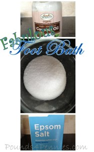 Natural Homemade Foot Bath For Soft Smooth Feet