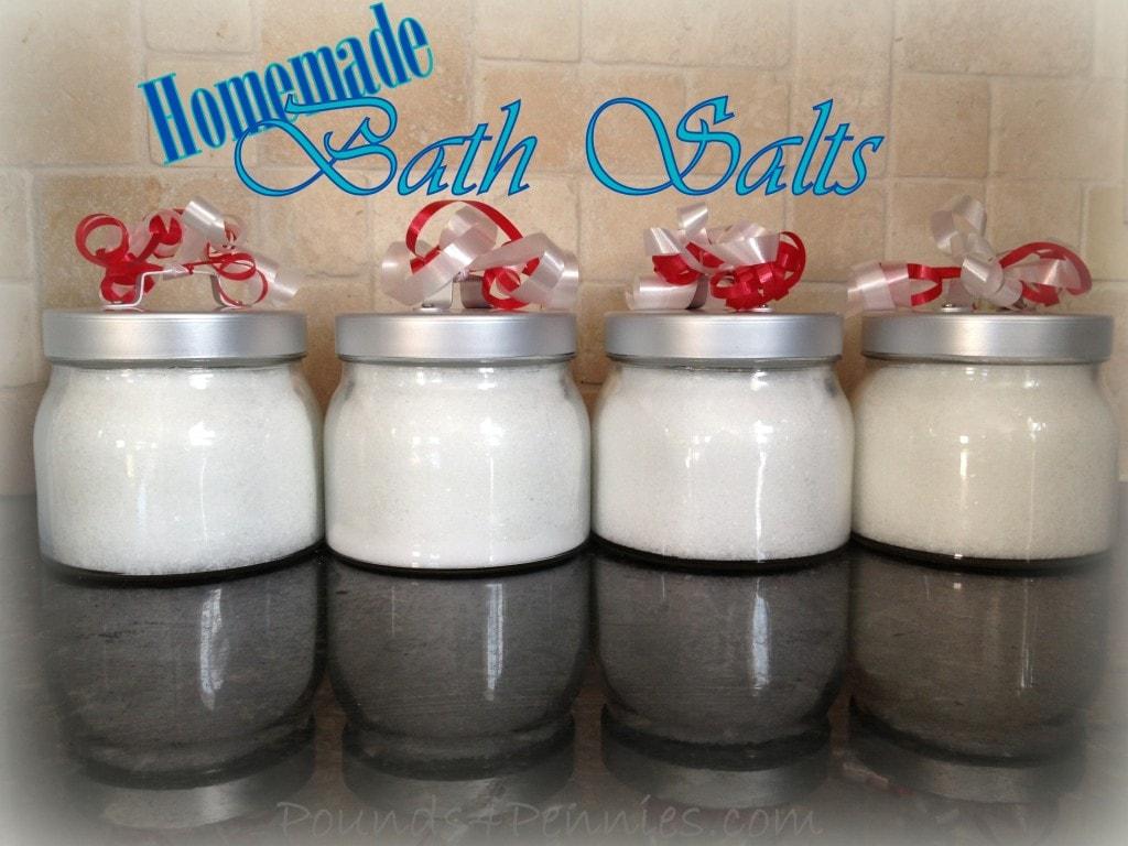 how to make bath salts using sea salt and epsom salt. Black Bedroom Furniture Sets. Home Design Ideas