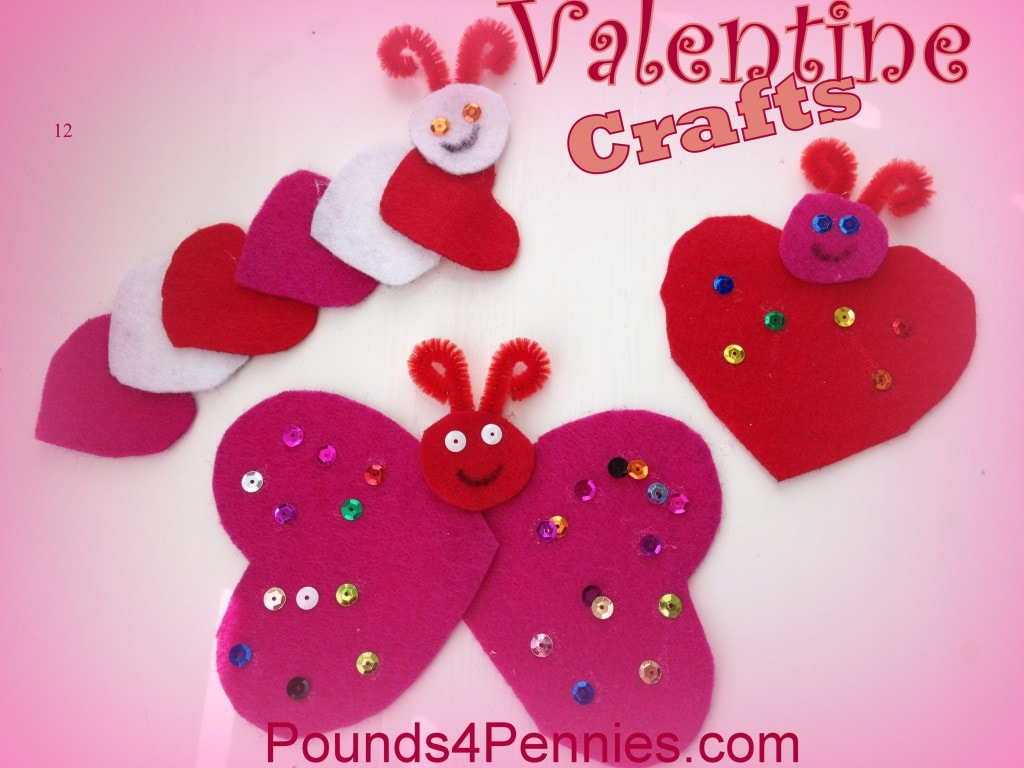 Valentine crafts for kids boys for Crafts for valentines day ideas