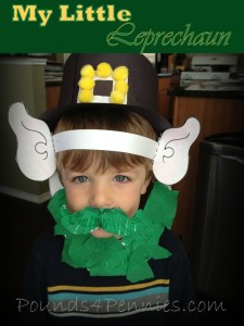 St. Patrick's Day: Irish Leprechaun Hat Craft