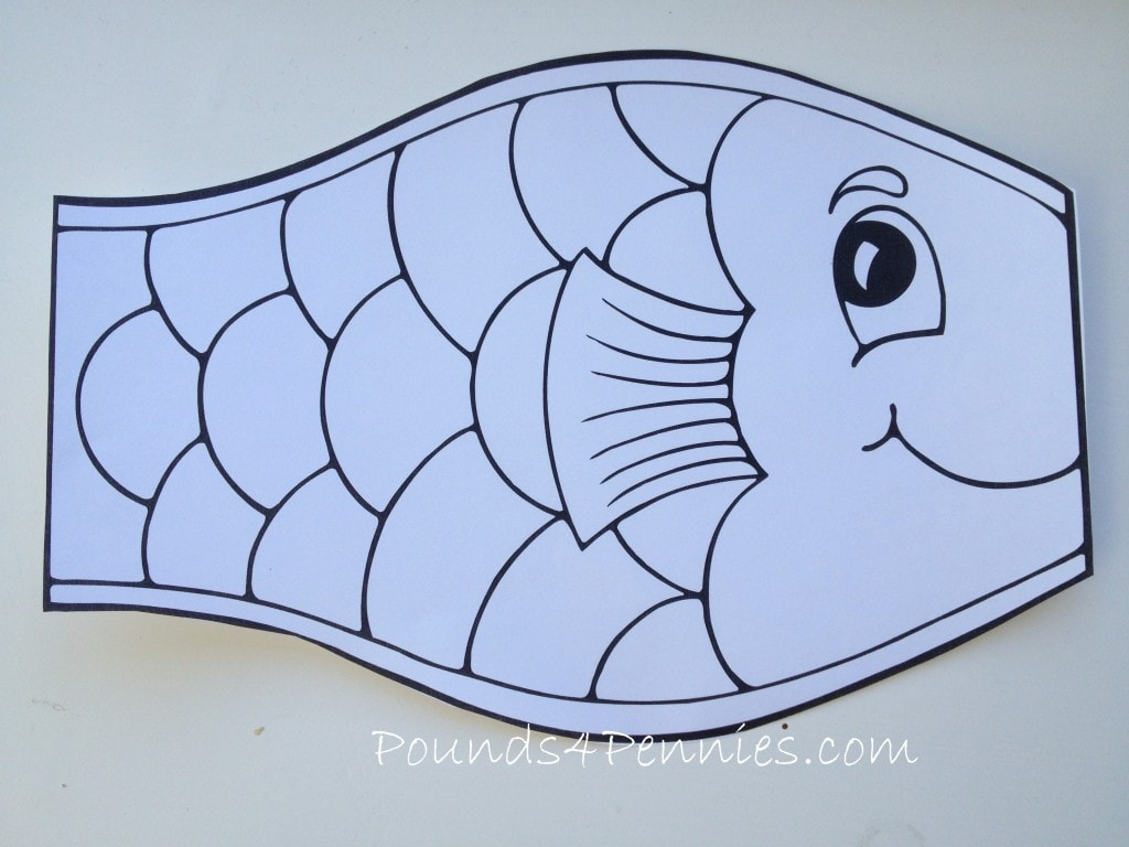 How To Make A Japenese Flying Fish Kite