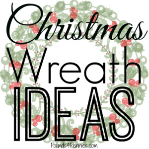Simple and Creative Christmas Wreath Ideas