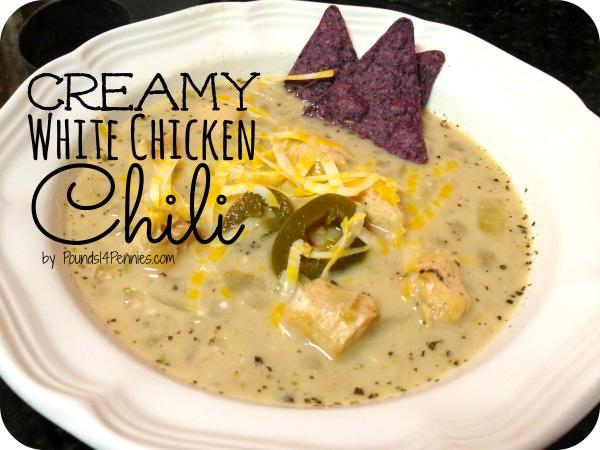 Award Winning Creamy White Chicken Chili Recipe
