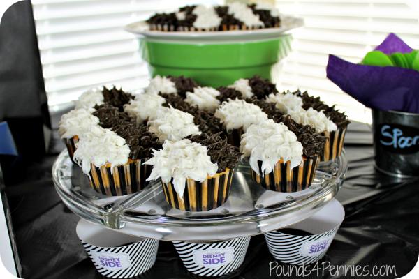 Cruella-DeVil-cupcakes