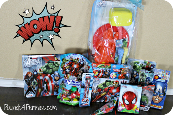 Disney Marvel Easter Basket Fillers
