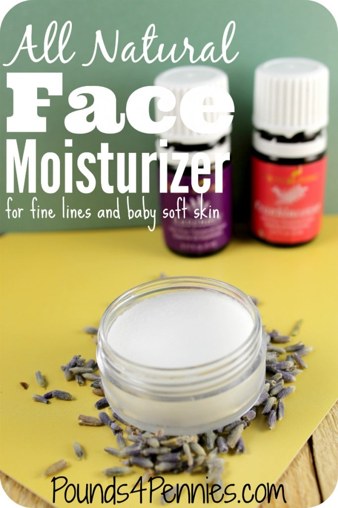 All Natural Face Moisturizer