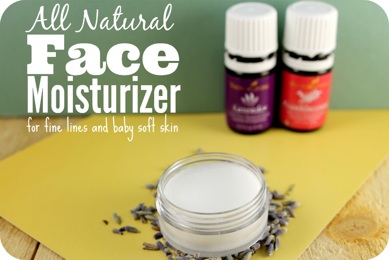 Natural Face Moisturizer