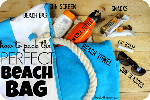 Nogii perfect beach bag