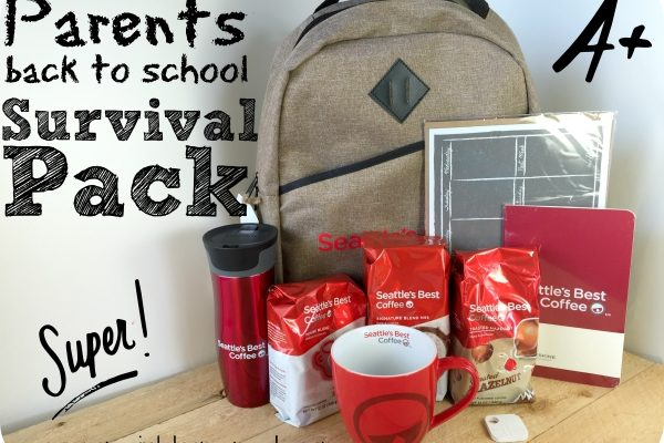 Back to School Survival Guide for Parents