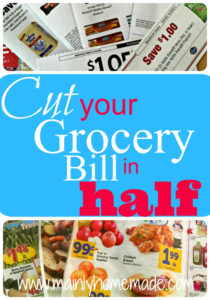 Cut your grocery bill in half