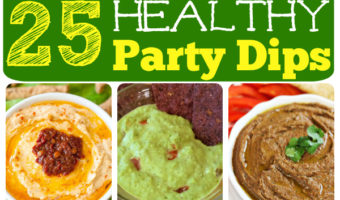 25 Best Healthy Party Dips