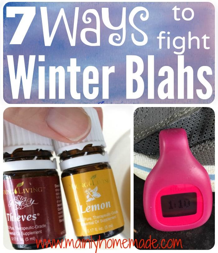 Ways to fight winter Blahs short