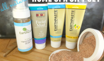 all natural beauty care items Gift Set