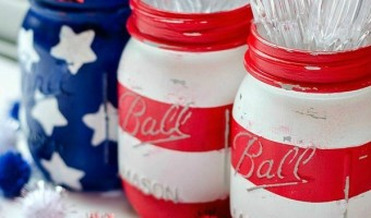 Fun Patriotic Party Ideas {The Mommy Club}