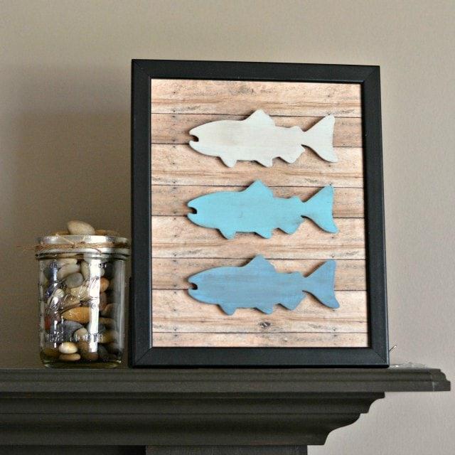 DIY-Rustic-Fish-Frame- for dad