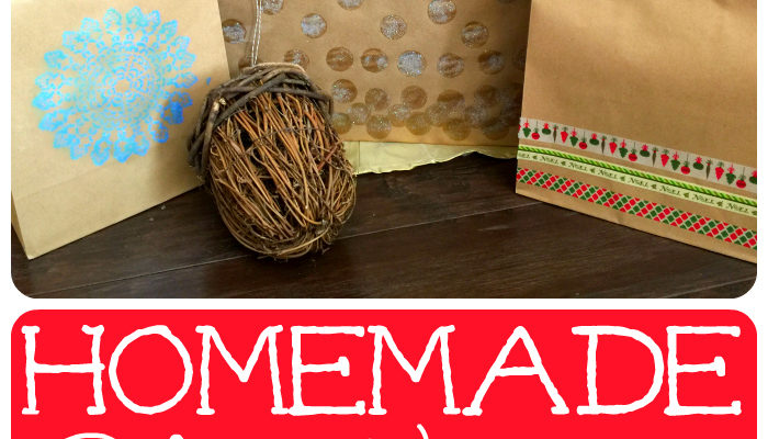 How to Make Homemade Wrapping Paper in Minutes