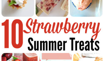10 Strawberry Recipes You Will Love {Mommy Club Linky Party}