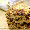 Allergy Friendly gluten free Oatmeal Bars