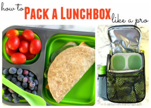 How to Pack a School Lunchbox Like a Pro