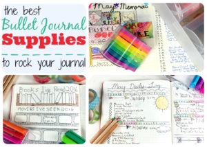 Best Bullet Journal Supplies To Rock Your Journal