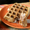 Gluten free waffle recipe picture